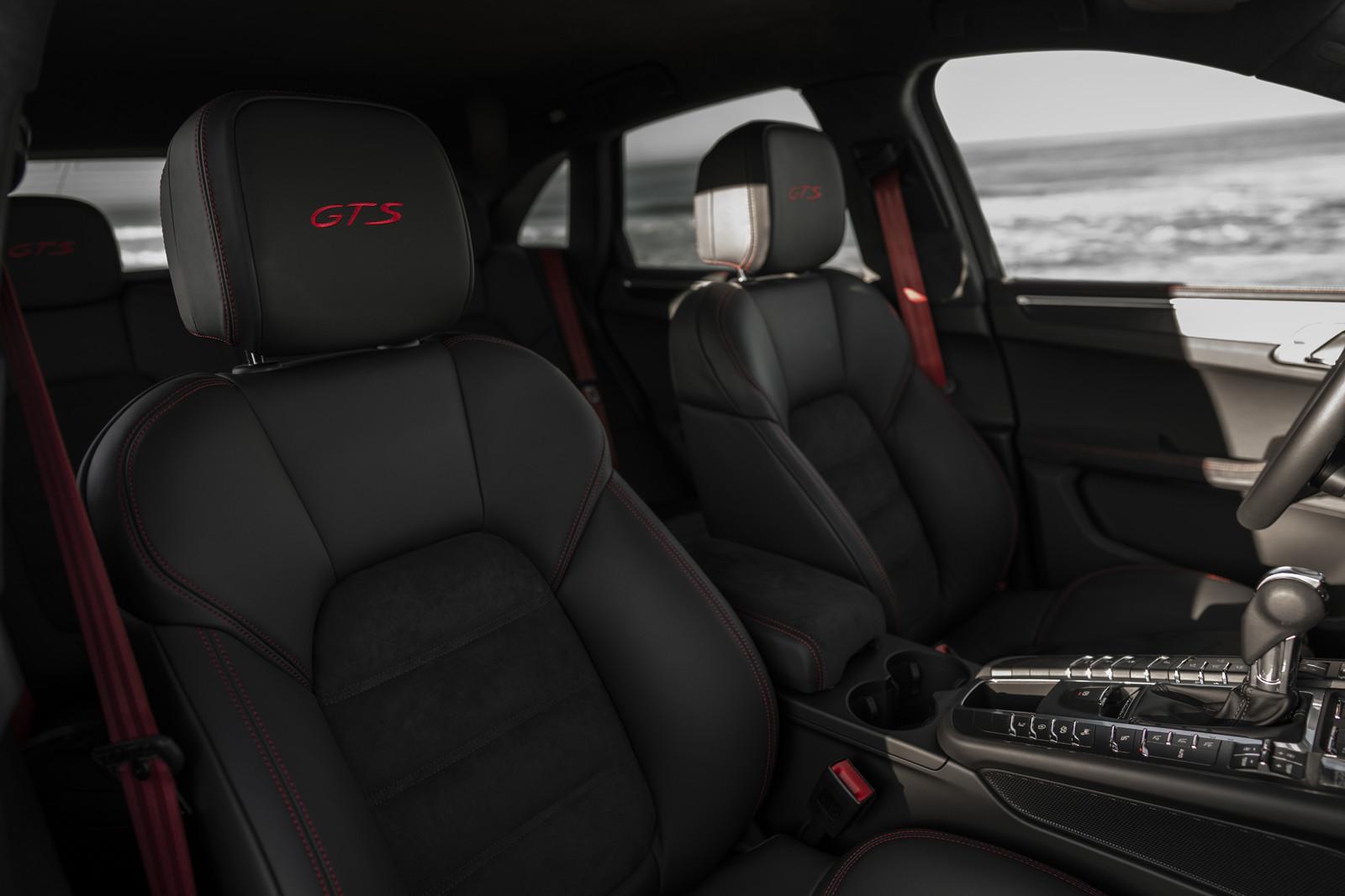 Foto de Porsche Macan GTS 2020 (presentación)q (124/149)