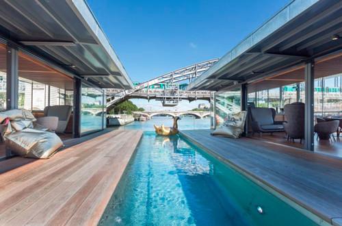 OFF París, el hotel más exclusivo de la ciudad del Sena