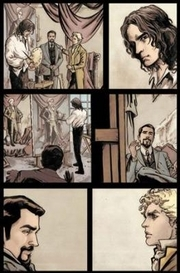 'El retrato de Dorian Gray' un clásico en versión Marvel
