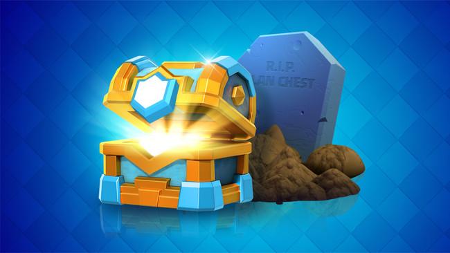 Clash Royale: Supercell elimina el cofre del clan, aunque promete que tendremos más recompesas