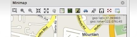 MiniMap Sidebar, localizando direcciones físicas en el mapa desde Mozilla Firefox