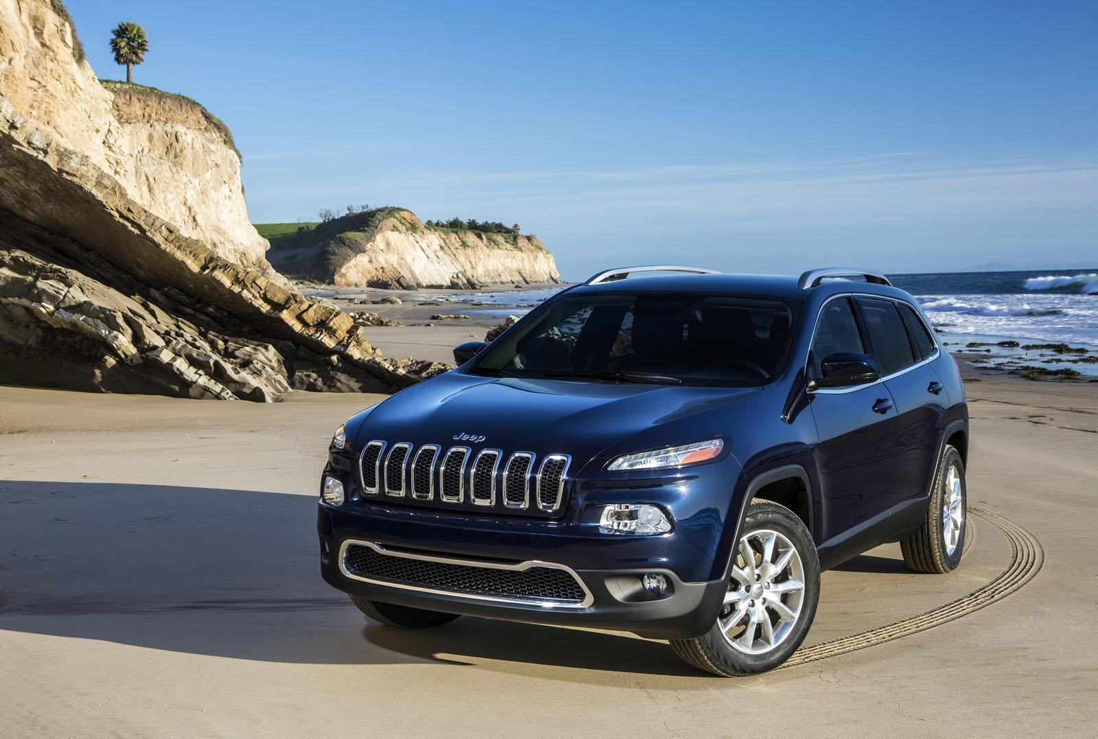 Foto de 2014 Jeep Cherokee (3/4)