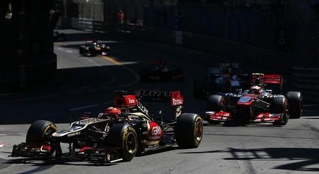 Lotus no dará el 'OK' a los nuevos neumáticos