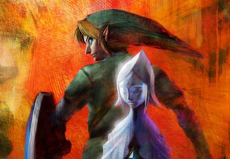 El nuevo 'Zelda' para Wii da la cara con un primer artwork [E3 2009]