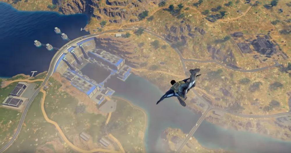 Por si queda alguna duda, así es Blackout, el modo Battle Royale de Call of Duty: Black Ops 4