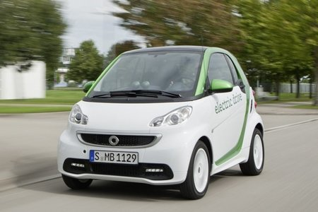 Smart ForTwo ElectricDrive 2012 01
