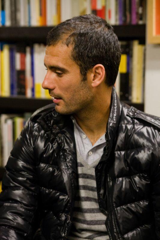 Foto de Pep Guardiola, estilo dentro y fuera del campo (3/13)