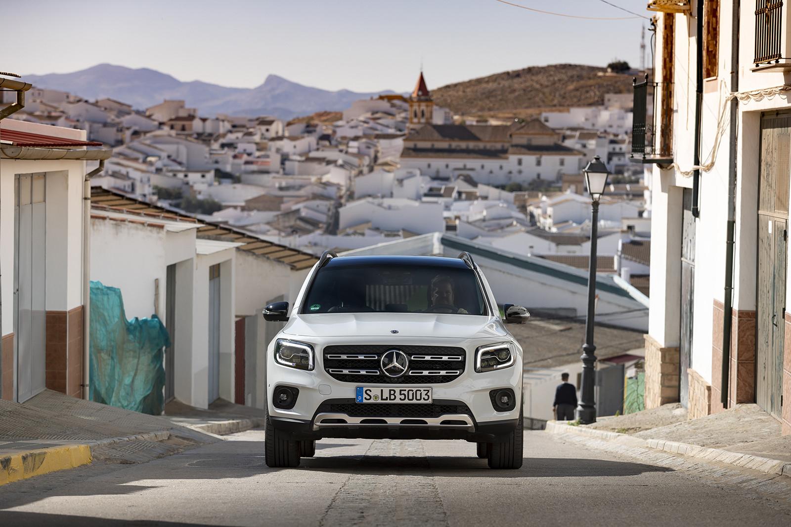 Foto de Mercedes-Benz GLB 250 4MATIC (lanzamiento) (23/39)