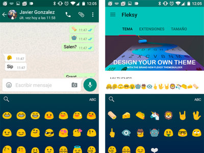 Cómo usar los nuevos emojis de Android 6.0.1 en dispositivos con una versión inferior
