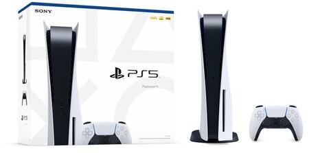PlayStation 5 disponible en Amazon México