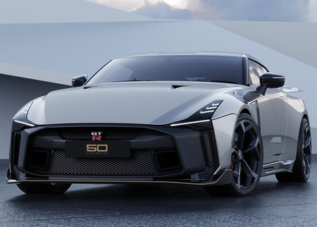 Nissan Gt R50 By Italdesign 2021 1600