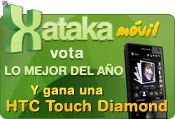 Vota lo mejor en telefonía y llévate un HTC Touch Diamond