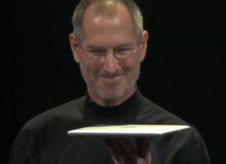 Imagen de la semana: Jobs y su nuevo lanzamiento