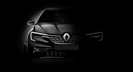 Renault podría estar preparando un Captur Coupé... pero no sobre la plataforma europea
