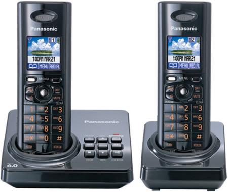 Panasonic mejora sus teléfonos Dect
