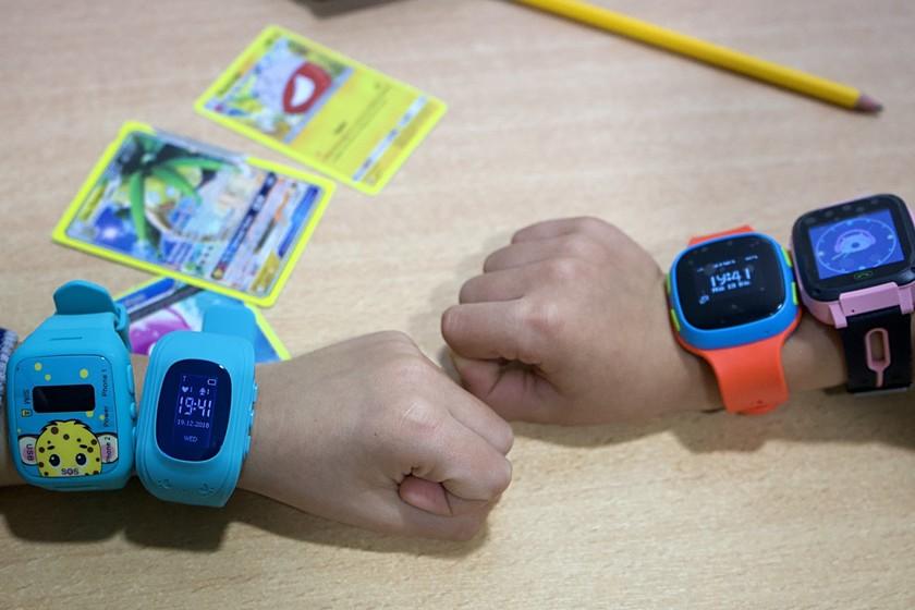 postre Gran engaño maníaco  El mejor smartwatch para localizar y hablar con los niños: guía de compra y  comparativa