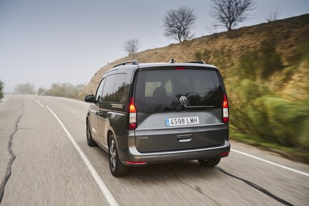 Volkswagen Caddy 2021 Prueba Contacto 100