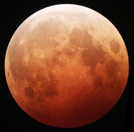 Cómo fotografiar el eclipse de superluna de esta noche