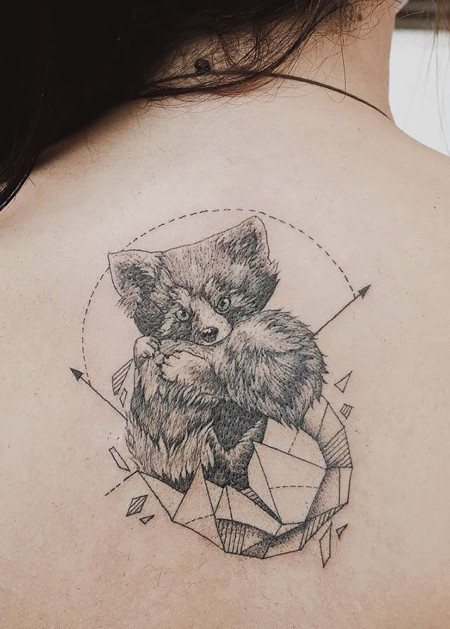 Geometrical Tattoos Jasper Andres 4