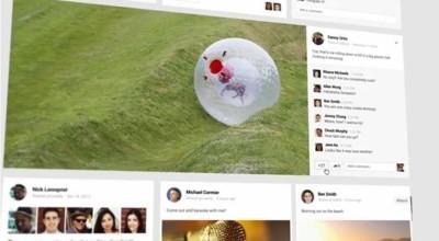 Google rediseña Google+ por completo