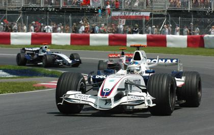 BMW Sauber, el tercero en discordia este año