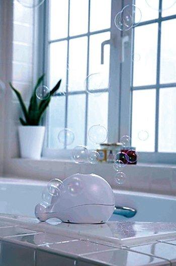 Happy Savon, un baño de pompas de jabón