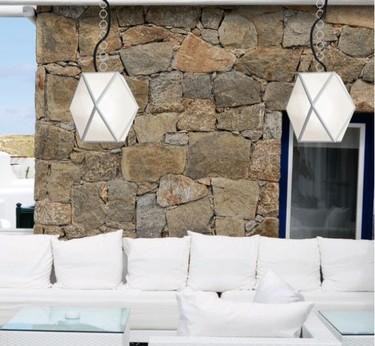 Muse So de Contardi, la iluminación perfecta para el exterior