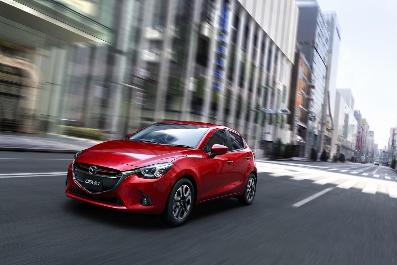Foto de Mazda2 2014 - primeras imágenes (1/5)