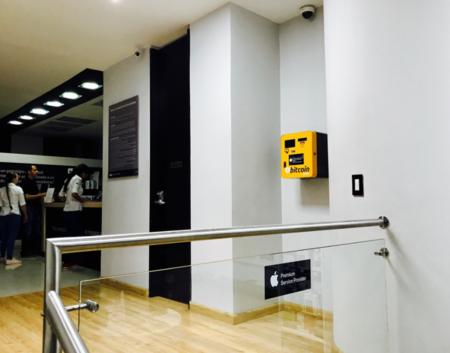 Cajero de Bitcoin en Colombia