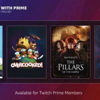 Overcooked y The Pillars of the Earth entre los juegos para descargar gratis con Twitch Prime en noviembre