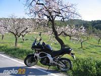 Toma de contacto con Kawasaki Versys