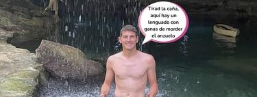 David Beckham, Oliver y Miguel Torres se mofan del bronceado asintomático de Iker Casillas durante sus vacaciones de solterón en la Riviera Maya