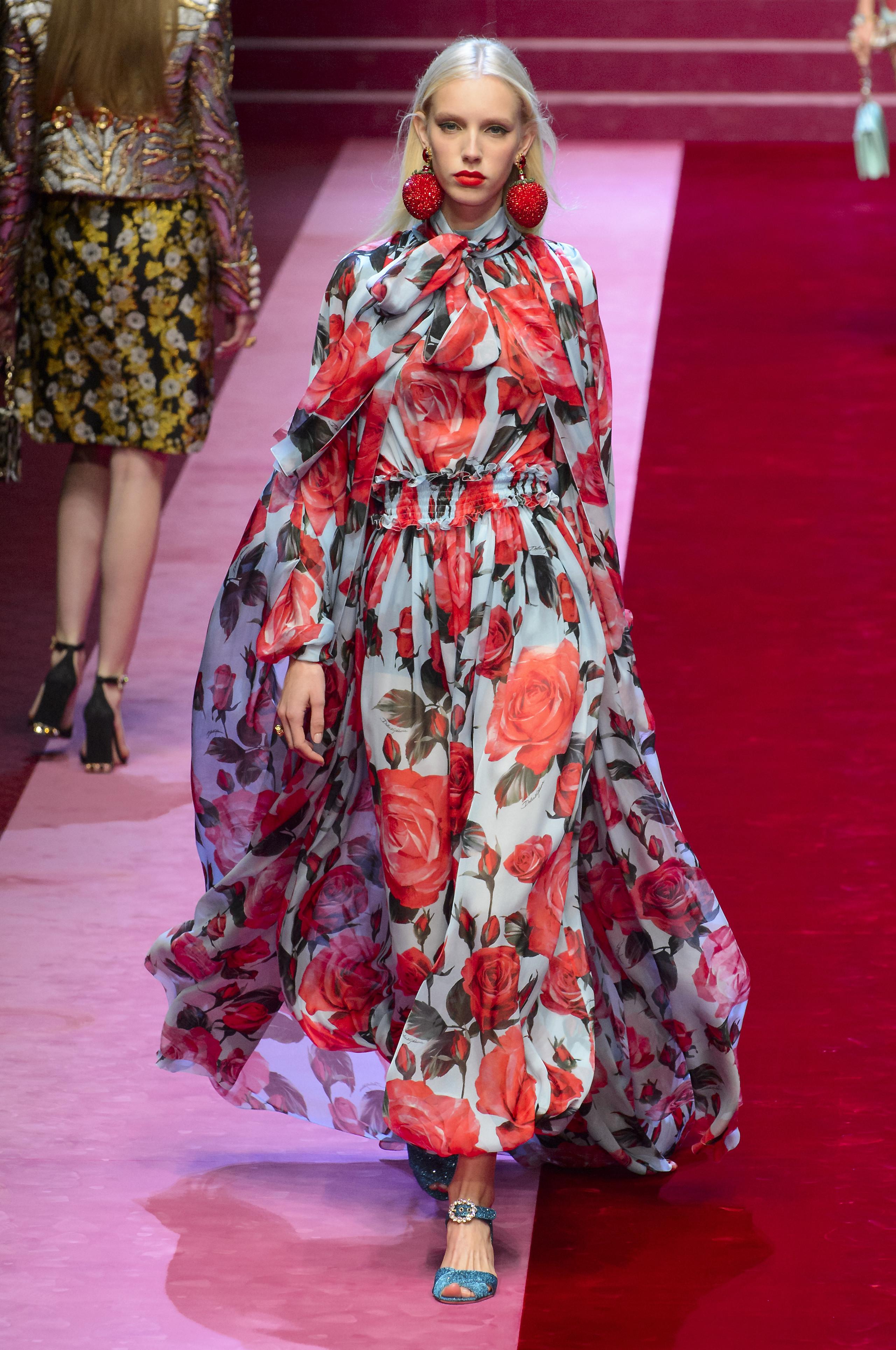 Foto de Dolce&Gabbana Primavera/Verano 2018 (90/106)