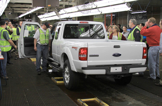 Ford podría prescindir del 10 % de su mano de obra a nivel mundial