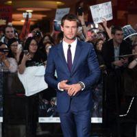 Chris Hemsworth, cómo te queda el traje...