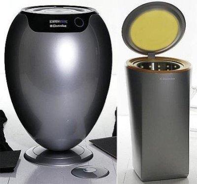 Electrodomésticos del futuro, de Electrolux, sin agua