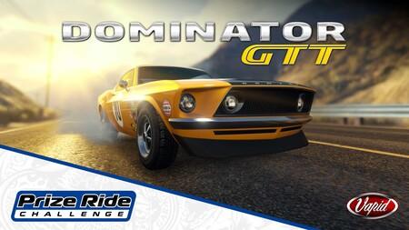 Gta Online Vapid Dominator Gtt