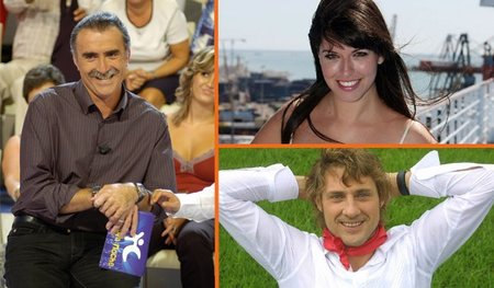 Seis presentadores autonómicos que no triunfaron en la televisión nacional
