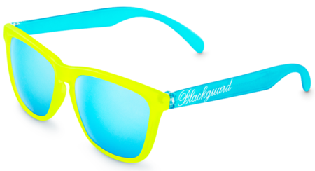 Yellowfluor Sweetblue Skyline