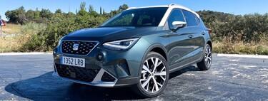 Probamos el SEAT Arona: el coche más vendido en España se pone al día para seguir liderando entre los SUV