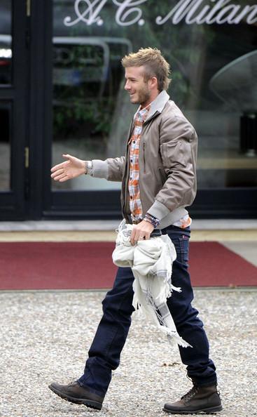 Foto de David Beckham con el nuevo tupé: trucos para ocultar las entradas y la caída del pelo (12/19)