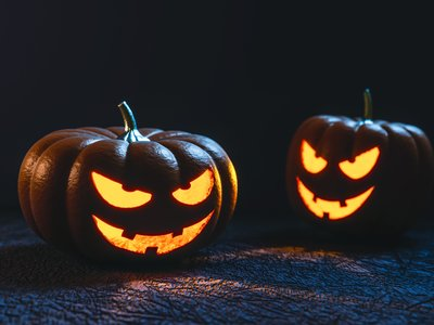 Con una buena idea no llega... 11 proyectos de calabaza de Halloween que acabaron en desastre