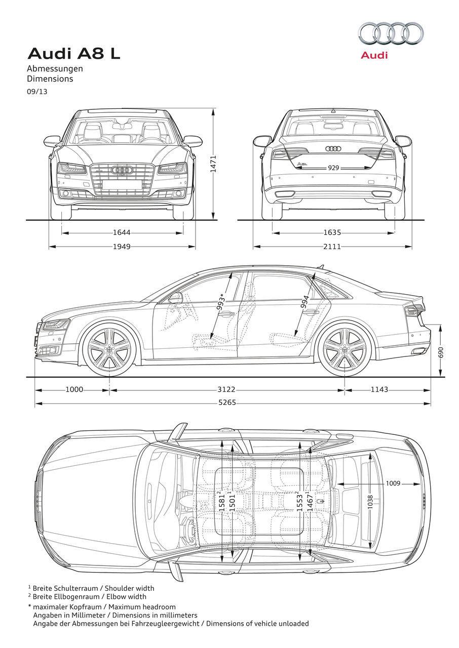 Foto de Audi A8 2013 (66/67)