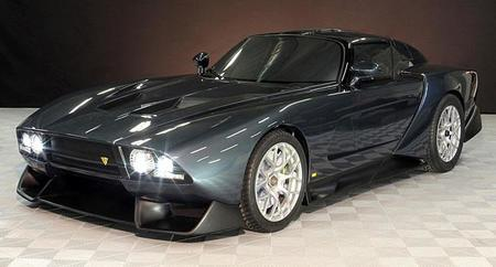 VDS GT 001, el superdeportivo belga