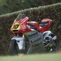 MV Agusta podría volver a MotoGP desarrollando las Moto2 del equipo Forward Racing