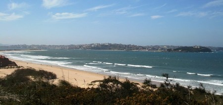 Playa El Puntal Cantabriarural Somo