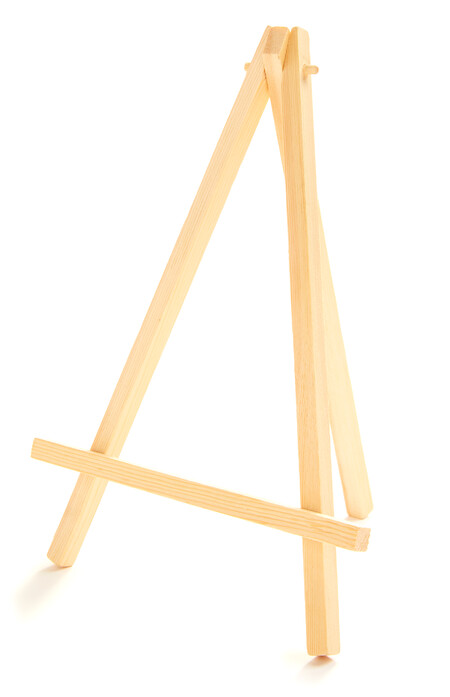 Wooden Painting Easel Gbp1 Eur1 50