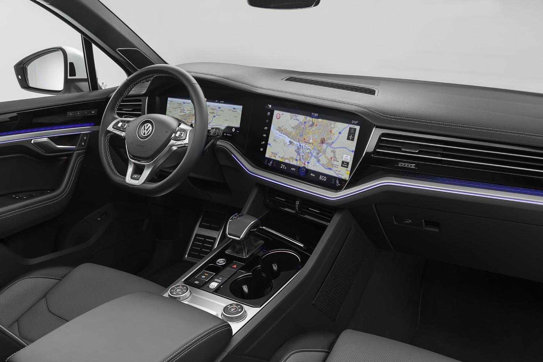 Foto de Volkswagen Touareg 2018 (71/87)