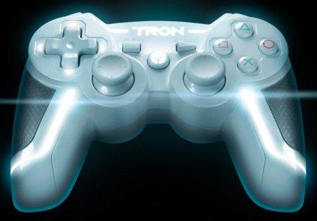Mandos para Xbox 360 y PS3 de Tron