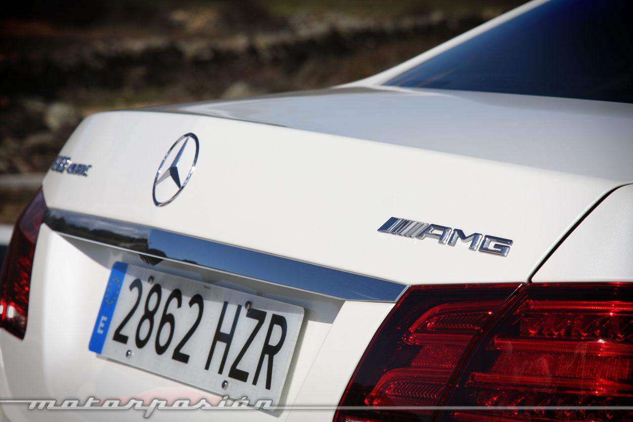 Foto de Mercedes-AMG E 63 4Matic (prueba) (27/42)